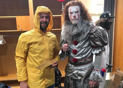 Ross Stripling, Tony Gonsolin & Dustin May Among Favorites After Dodgers Players Voted For Best Costume