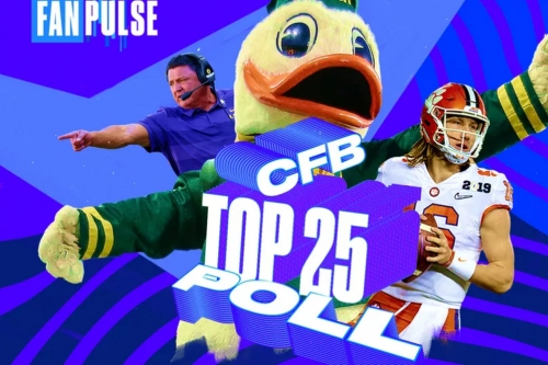 Ducks Hold Strong at #13 in FanPulse Poll