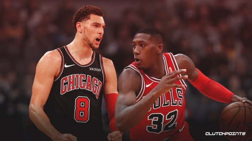 Zach LaVine believes Kris Dunn is 'poised to have a really big season' with Bulls