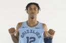Memphis Grizzlies 2019-2020 Player Previews: Ja Morant