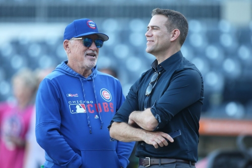 It was time to say goodbye to Joe Maddon