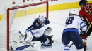 Coyotes claim Comrie off waivers from Jets, Winnipeg claims Dahlstrom