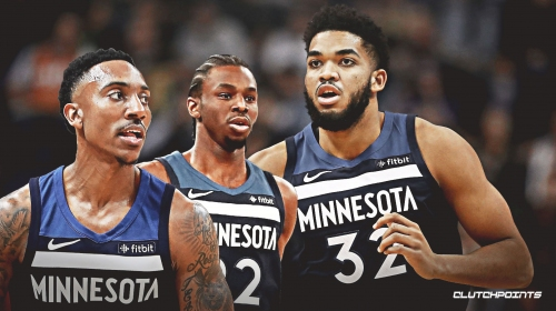 Jeff Teague expects big year from Andrew Wiggins, playmaking from Karl-Anthony Towns