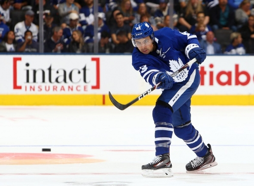 After a summer of change, new-look Maple Leafs eager to get going