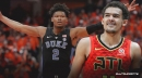 Trae Young calls Cam Reddish 'the most talented rookie who came out'