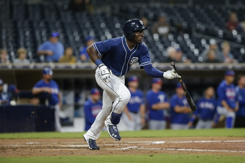Minors: Taylor Trammell 'motivated' to get to Petco Park