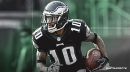Eagles WR DeSean Jackson still out of practice ahead of Week 5