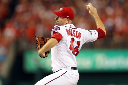 Daniel Hudson went from Dodgers' and Angels' castoff to Nationals' closer