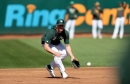 A's, Rays announce starting lineups for AL wild card game