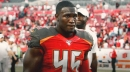 Buccaneers news: Devin White returns to practice for Tampa Bay