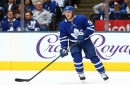 Tyson Barrie content to fly under the radar for now with Maple Leafs