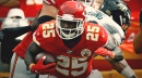 Chiefs RB LeSean McCoy full participant in Thursday's practice