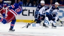 Trouba scores against former team & Jets answer 9 seconds later
