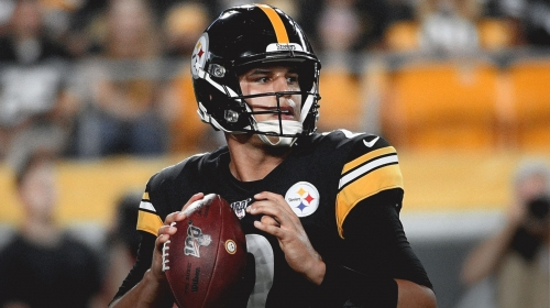 Mason Rudolph not allowed to call QB sneaks in Steelers offense