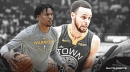 Damion Lee is done with the questions about being Stephen Curry's brother-in-law
