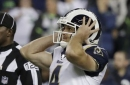 Goff rebounds for Rams but can't top Wilson and Seahawks