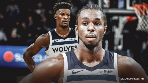 Andrew Wiggins' max extension was at root of Jimmy Butler's unhappiness with Timberwolves
