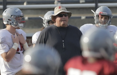 Washington State Cougars defensive coordinator Tracy Claeys resigns