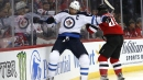 Jets rally from four-goal deficit to beat Devils in shootout