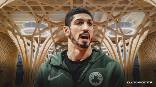 Celtics' Enes Kanter gets threatened at Cambridge Mosque after Friday prayer