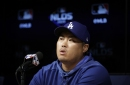 Hyun-Jin Ryu gets ball in NLDS Game 3 as Dodgers face first crucial test all year