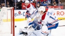 Leafs blow three-goal third-period lead, lose to Canadiens in shootout