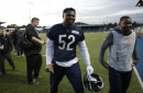 Bears, Mack open London games with matchup against Raiders