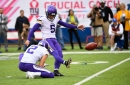 Minnesota Vikings at New York Giants: First quarter recap and second quarter discussion