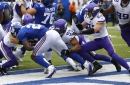 Minnesota Vikings at New York Giants: Second quarter recap and third quarter discussion