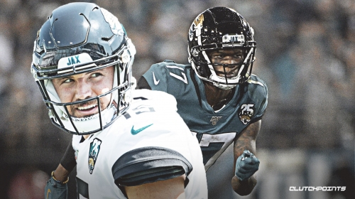 Jaguars' Gardner Minshew finds DJ Chark for second TD vs. Panthers