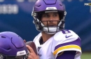 Vikings get back on track with dominant win over the Giants