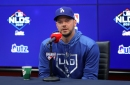 Dodgers hope Rich Hill can pitch four innings as their NLDS Game 4 starter