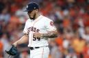 Astros Open Forum: Key takeaways from Games 1 & 2, ALDS.