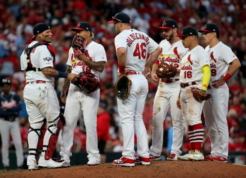BenFred: Cardinals need to find another hero in save situations against Braves