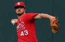 Cardinals notebook: With elimination at hand, Cardinals turn to rookie Hudson for relief -- as a starter