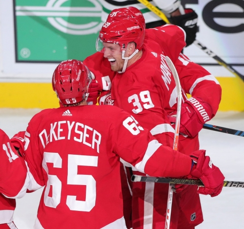 Anthony Mantha plays like Detroit Red Wings always knew he could