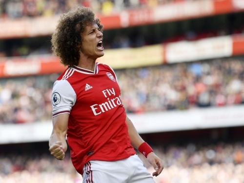 Arsenal news: Unai Emery hails David Luiz's impact after Brazilian scores first goal for club
