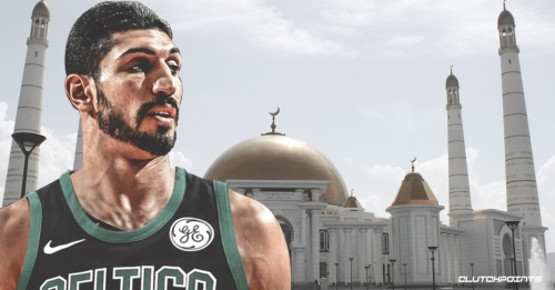 Celtics' Enes Kanter opens up about 'crazy and scary' incident at local mosque