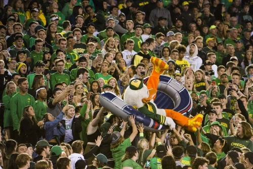 Defense, Once Again, Lifts Up Oregon to Victory