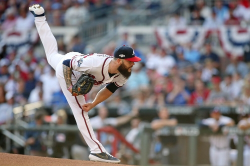 With NLCS in sight, Braves turn to Dallas Keuchel in Game 4