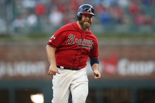 Lineup stays static as Dallas Keuchel will throw to Brian McCann for Game 4