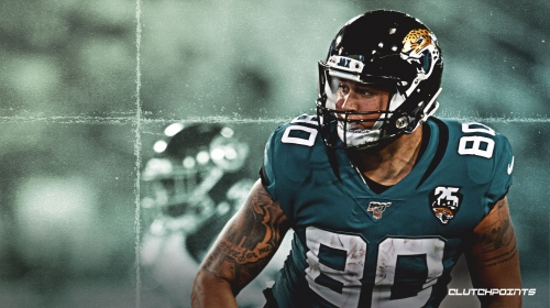 Jaguars TE James O'Shaughnessy out for the season with torn ACL