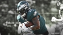 Eagles RB Jordan Howard will get 'higher percentage of the carries' moving forward