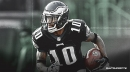 Report: Eagles WR DeSean Jackson might miss a few more weeks with abdominal injury