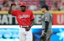 Cincinnati Reds want to add to their outfield; confident current group will improve