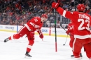 Detroit Red Wings call up Evgeny Svechnikov; place Athanasiou, Nielsen on IR