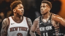 Elfrid Payton, Frank Ntilikina believe Knicks can be a 'very good defensive team'
