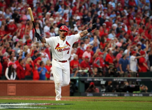 Molina's magic: Catcher ties, wins Game 4 to bring Cards back from brink of elimination
