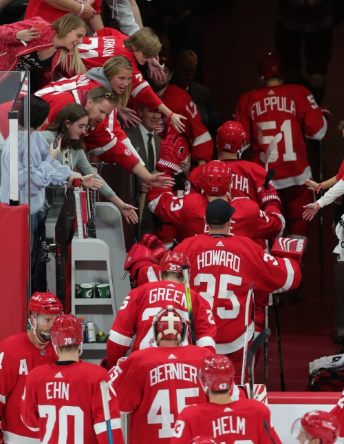 Detroit Red Wings vs. Anaheim Ducks: Time, TV, game info