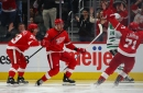 Detroit Red Wings Top Line Playing Elite